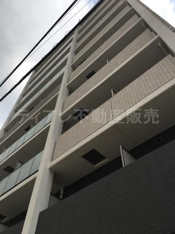 御幣島 徒歩9分 7階 1R 賃貸マンション