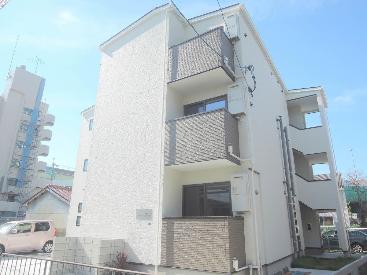 大阪空港 徒歩12分 2階 1LDK 賃貸アパート
