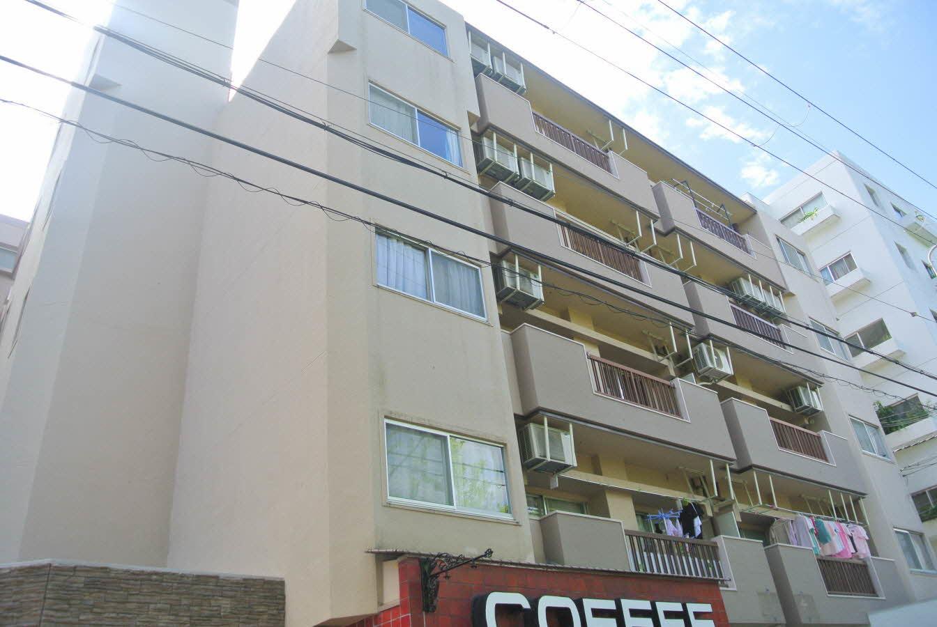 山田 徒歩20分 4階 1K 賃貸マンション