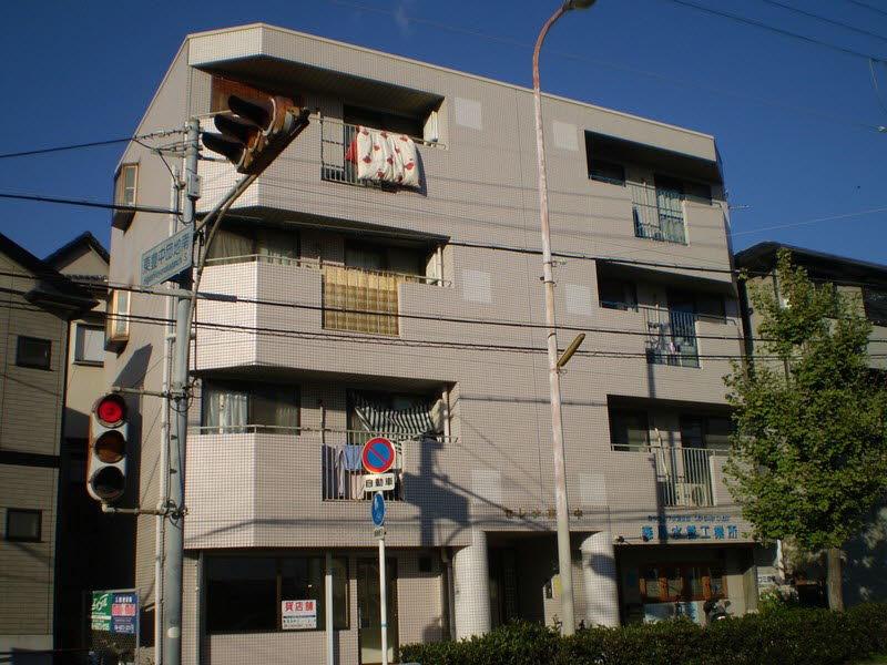 桃山台 バス15分 停歩3分 1階 2LDK 賃貸マンション