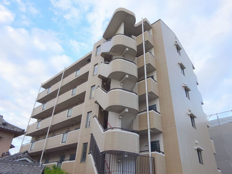 豊津 徒歩7分 4階 1DK 賃貸マンション