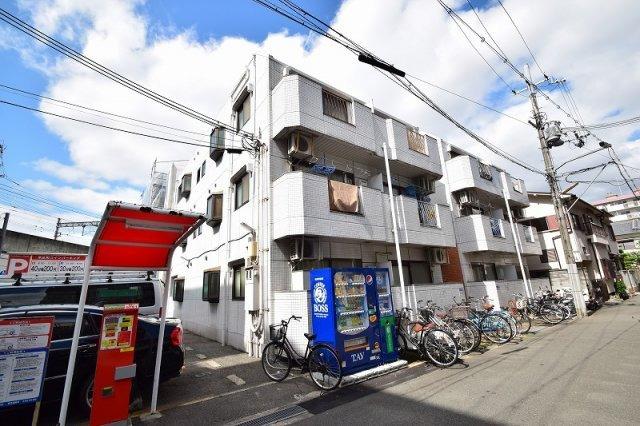 スタジオ108茨木 賃貸マンション