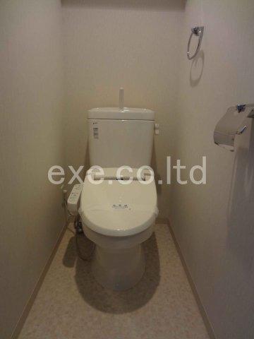 その他ウォシュレット付きトイレです☆