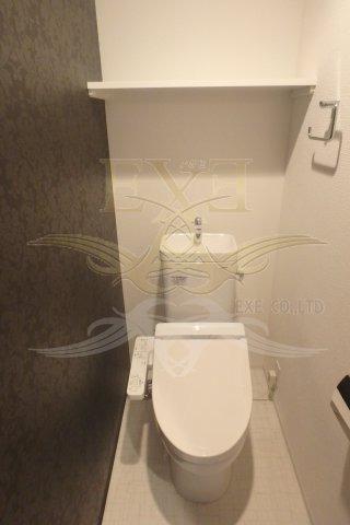 その他綺麗なトイレ