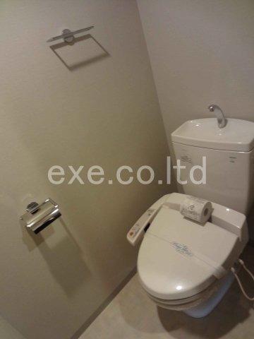 その他清潔感溢れるトイレ