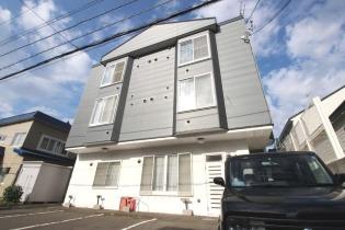 サンホームマンション栄町 賃貸アパート