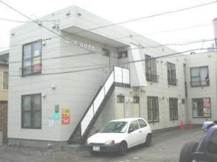 コーポはぎさわ 賃貸アパート