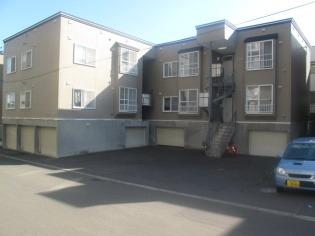 コンフォートT17C棟 賃貸アパート
