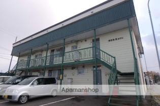 滝川 バス10分 停歩2分 2階 2DK 賃貸アパート