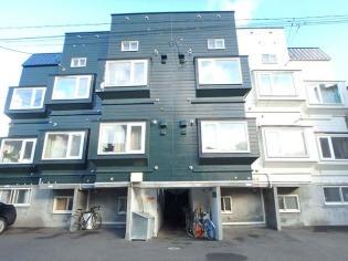 グリーンヴィラ円山 賃貸アパート