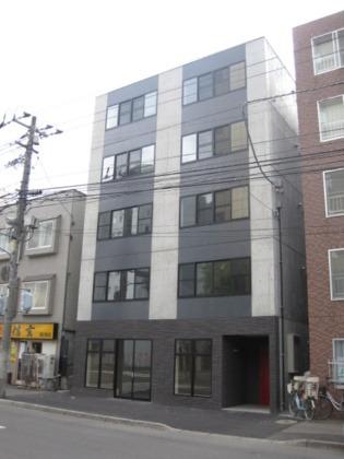 すすきの 徒歩8分 1階 1K 賃貸マンション