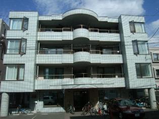 中央区役所前 徒歩8分 2階 1LDK 賃貸マンション
