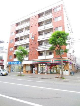 資生館小学校前 徒歩6分 4階 2DK 賃貸マンション