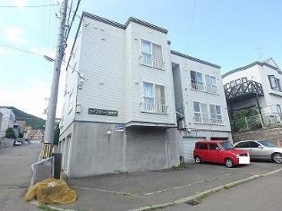 宮の沢 徒歩20分 3階 1LDK 賃貸アパート