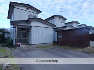 秋田 バス20分 停歩5分 2階 3DK 賃貸一戸建て