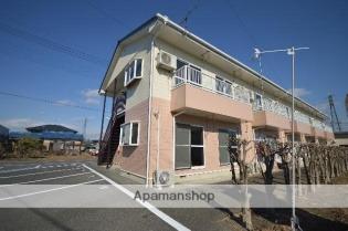 岩宿 徒歩14分 2階 2DK 賃貸アパート
