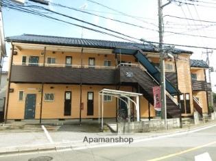 武蔵藤沢 徒歩10分 1階 2DK 賃貸アパート