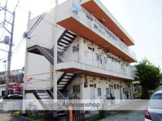 狭山市 バス5分 停歩4分 3階 1K 賃貸アパート