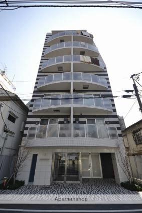 立会川 徒歩12分 6階 1R 賃貸マンション