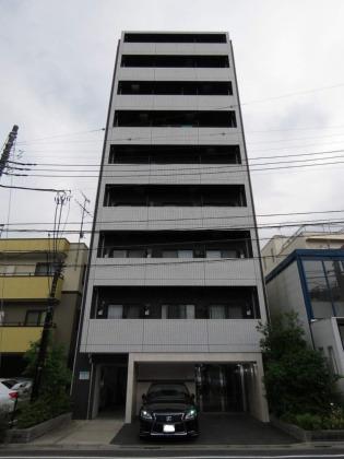 蒲田 徒歩6分 5階 1K 賃貸マンション