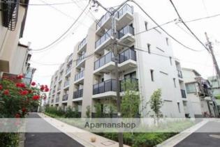 大井町 徒歩13分 4階 1K 賃貸マンション