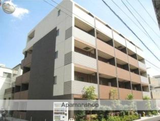 立会川 徒歩7分 3階 1K 賃貸マンション