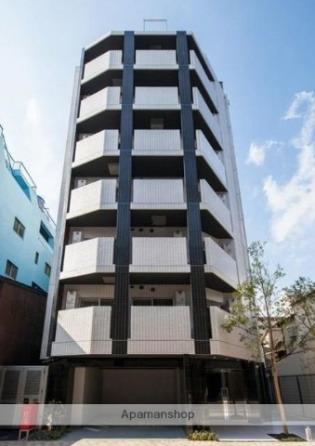 立会川 徒歩11分 6階 1K 賃貸マンション