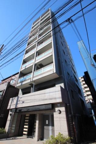 大島 徒歩8分 8階 1K 賃貸マンション