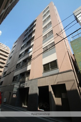 神田 徒歩6分 8階 1K 賃貸マンション