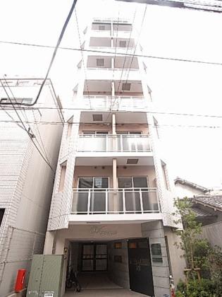 越中島 徒歩9分 7階 1K 賃貸マンション