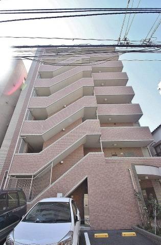 門前仲町 徒歩3分 4階 1K 賃貸マンション