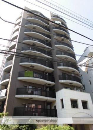 江戸川橋 徒歩4分 4階 1K 賃貸マンション