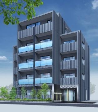(仮称)UPGレジデンス早稲田鶴巻町 賃貸マンション