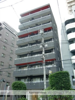 若松河田 徒歩5分 8階 1K 賃貸マンション