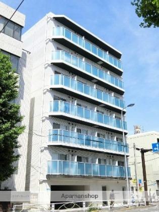 東府中 徒歩5分 4階 1K 賃貸マンション