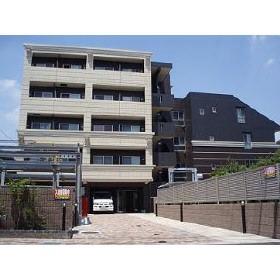 東府中 徒歩4分 4階 1K 賃貸マンション