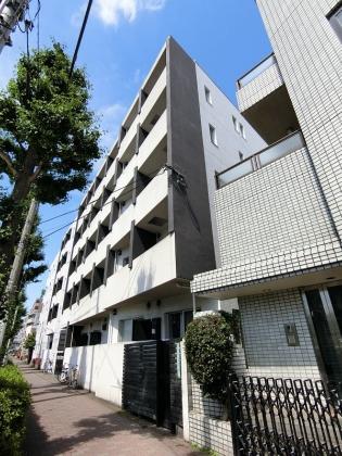 石神井公園 徒歩19分 1階 1DK 賃貸マンション