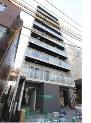 菊川 徒歩8分 8階 1K 賃貸マンション