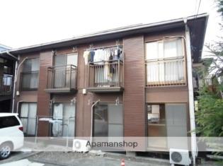 大泉学園 バス13分 停歩3分 2階 2DK 賃貸アパート
