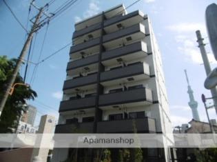 京成曳舟 徒歩6分 1階 1K 賃貸マンション