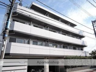 富士見ヶ丘 徒歩7分 4階 1K 賃貸マンション