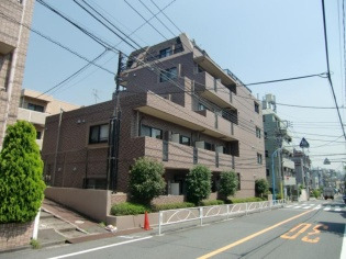 新井薬師前 徒歩13分 3階 1K 賃貸マンション