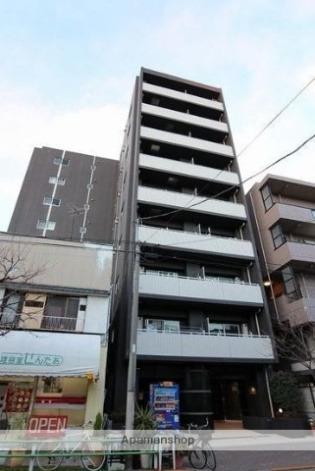浅草 徒歩9分 8階 1R 賃貸マンション