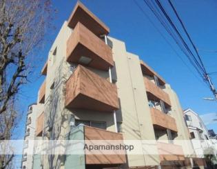 鷺ノ宮 徒歩18分 4階 1K 賃貸マンション