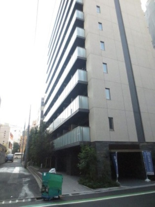 パークハビオ赤坂 賃貸マンション