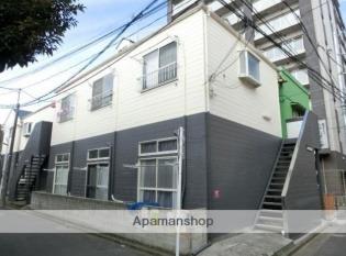 東高円寺 徒歩4分 1階 1R 賃貸アパート