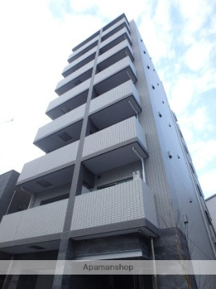 北赤羽 徒歩10分 6階 1K 賃貸マンション