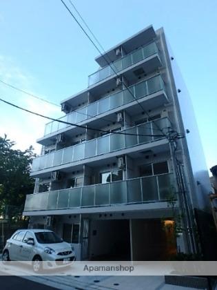 亀戸水神 徒歩10分 4階 1K 賃貸マンション