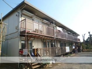 武蔵小金井 徒歩23分 2階 2DK 賃貸アパート