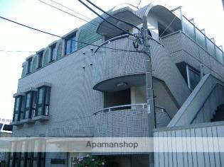 京急鶴見 徒歩19分 3階 1K 賃貸マンション